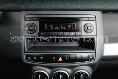 smart radio five + CAN Gateway