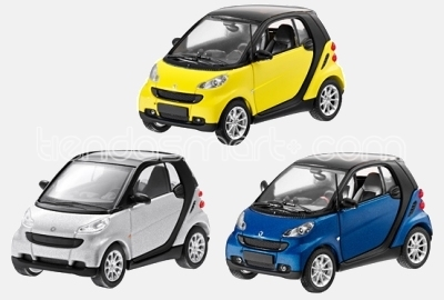 smart fortwo 451 1:43
